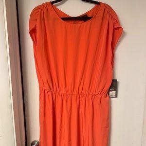 XXL Mossimo coral colored dress